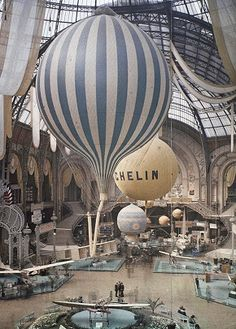 Grand Palais - Léon Gimpel
