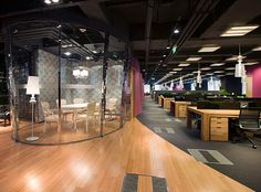Open Space Office Marseille And Offices On Pinterest