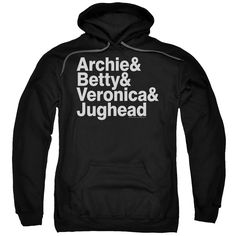 "Checkout our #LicensedGear products FREE SHIPPING + 10% OFF Coupon Code ""Official"" Archie Comics / Ampersand List-adult Pull-over Hoodie - Archie Comics / Ampersand List-adult Pull-over Hoodie - Price: $49.99. Buy now at https://officiallylicensedgear.com/archie-comics-ampersand-list-adult-pull-over-hoodie"