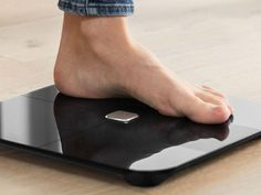 It has the look, feel and functions of smart scales costing much more. And you can get it with a free smart bulb. Workout Accessories, Fitness Accessories, Best Smart Scale, Health And Nutrition, Health And Wellness, Apple Health, Fitness Gadgets, Home Gym Equipment, At Home Gym