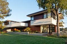 Stein Residence - modern - Exterior - San Francisco - Swatt | Miers Architects