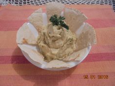 Hummus Purè de Garbanzos A mi Estilo