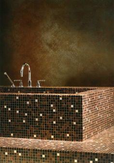 Rebekka: hier ist die badewanne auf einem Podest.... Sowas geht ja vielleicht auch.