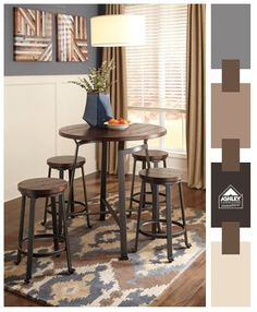 1000 Images About Ashley Dining On Pinterest Furniture Dining Rooms And Loved Ones