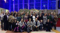 La Asociación Belenista Santa Rosa muestra sus pesebres