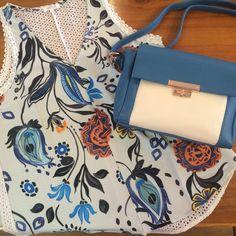 Weston tank + Vegan purse from Pixie Mood