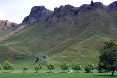 Te Mata Peak. New Zealand