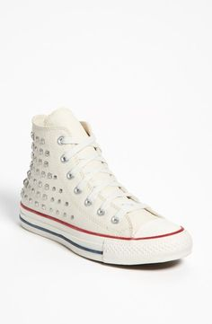 Chuck Taylor All Star Studded #Sneakers, $49.90 #shoes