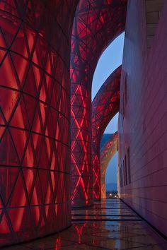 Wuxi Grand Theatre, Wuxi, Shanghai Wuxi / China / 2012 PES-Architects