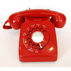 Red phone.