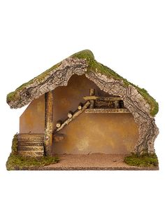 Buy John Lewis & Partners Traditional Nativity Stable from our Christmas Room Decorations range at John Lewis & Partners. Christmas Crib Ideas, Christmas Wood Crafts, Homemade Christmas Decorations, Christmas Nativity Scene, Christmas Room, Nativity Stable, Diy Crib, Christmas Inspiration, John Lewis
