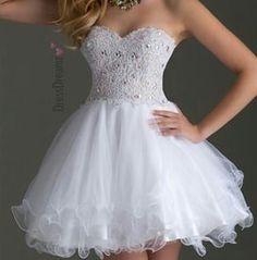 Un hermoso vestido para poder usar