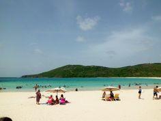 Playa Flamenco, isla de Culebra, Puerto Rico.
