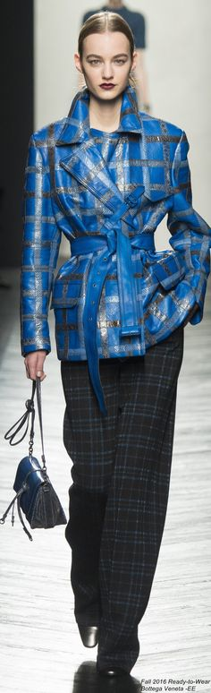 Fall 2016 Ready-to-Wear Bottega Veneta