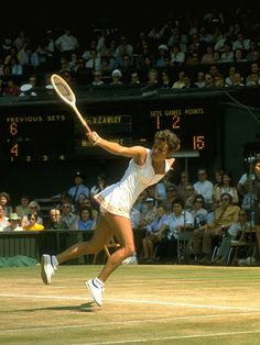 EVONNE GOOLAGONG, ATHLETIC AND GRACEFUL AND A TREMENDOUS ATHLETE IN HER TENNIS DAY! MY FAVORITE. Roger+Cawley | After marrying Roger Cawley in 1975, Evonne Goolagong gave birth to ...