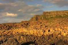 Giants Causeway, Irlanda do Norte