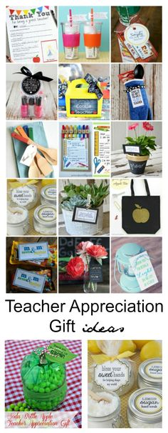 365 Best Teacher Appreciation/Small Gift Ideas images in