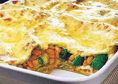 Winter Bean Lasagne recipe from Food in a Minute