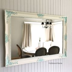 Decorative Wall Mirror Extra Large Bathroom Vanity Baroque Ornate Custom