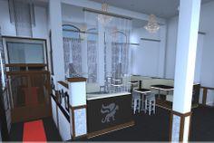 Bar Design - Entrance