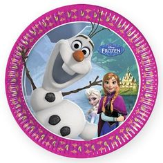 Great range of Disney Frozen party supplies, with everything you will need including invitations, tableware and party bags. Disney Frozen Party, Disney Frozen Olaf, Frozen Elsa And Anna, Walt Disney, Elsa Anna, Frozen Birthday Theme, Frozen Theme, Birthday Stuff, 5th Birthday
