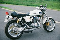 Kawasaki H1 MachIII / my dream bike