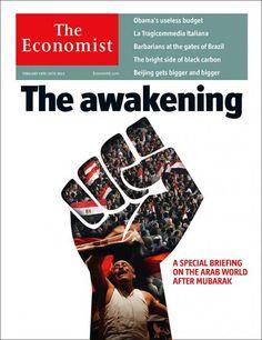 """The Economist (UK): The awakening, """"The Arab World After Mubarak"""""""