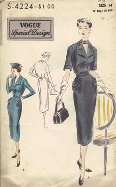 Vogue Special Design S-4224, 1951