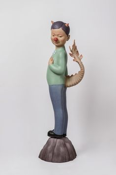 some sculpture works from beijing-based sculptor YAN LEI