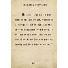 Frederick Buechner - Book Collection Art Print - 3' x 4' / Cream / Gallery Wrap