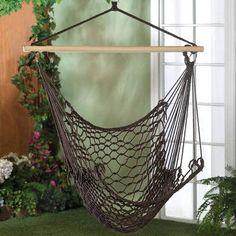 Zingz & Thingz Cotton Chair Hammock