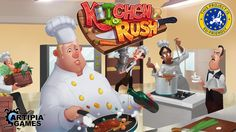 A real-time cooperative board game set in a high pressure kitchen environment.