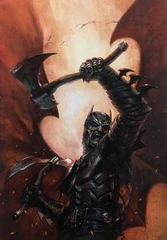 Dark Nights: Metal #1 (2017) Bulletproof Comix Exclusive Variant Cover by Gabriele Dell'Otto