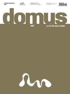 Domus 997, December 2015