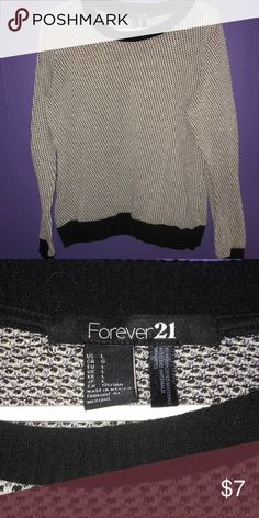 Forever 21 Sweater Worn once Forever 21 Sweaters