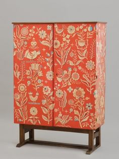 Cabinet by Lajos Kozma, 1930,  from the permanent collection of Museum of Applied Arts, Budapet, Hungary