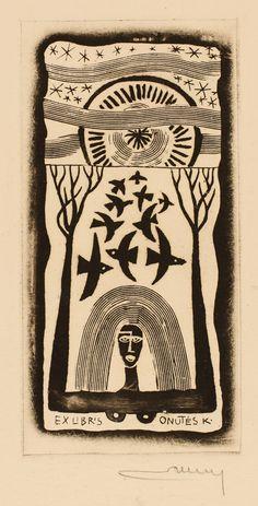 Alfonsas Cepaukas, Art-exlibris.net
