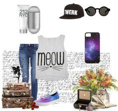 ¿Qué opinas de un toque grunge para el look de hoy?  1.- Perfume 212 Carolina Herrera http://fashion.linio.com.mx/a/212ch