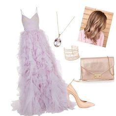 Sarah's Yule Ball outfit