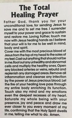 Prayers for healing Prayer Times, Prayer Scriptures, Bible Prayers, Catholic Prayers, Faith Prayer, God Prayer, Power Of Prayer, Prayer Quotes, Spiritual Quotes