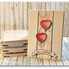 This week for Freshly Brewed Projects from the Latte Girls we are highlighting Birthday Balloons and I've used Balloon Builders for my card and the sweet color combination of Pirouette Pink, Rose Red and Wisteria Wonder #stampalatte #stampinup #balloonbuilders #imbringingbirthdaysback #freshlybrewedprojects #lattegirls #stampinupaustralia #saleabration #anyoccasion #celebrate #celebrateeveryday
