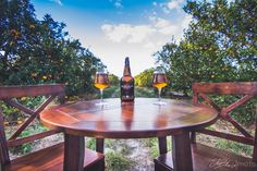 OIB – Orchid Island Brewery Indian River County, Vero Beach Florida, Outdoor Tables, Outdoor Decor, Florida Living, Places To Eat, Craft Beer, Brewery, Orchids