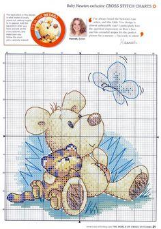 (1) Gallery.ru / Фото #8 - The world of cross stitching 128 - tymannost