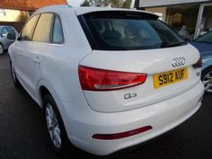 Used 2012 (12 reg)  Glacier White Audi Q3 2.0T FSI [170] Quattro SE 5dr S Tronic for sale on RAC Cars