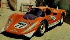 1968 - Fittipaldi-Porsche - Brasileiro de Marcas | pilotos: Emerson & Wilson Fittipaldi