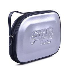 DHS Table Tennis racket case, Table Tennis racket bag, Waterproof, Hard film Set.