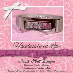 Guys, South Hill Designs Lockets, Bracelets and Earrings are the perfect Valentines gift, show her how much you love her and she will remember it everyday when she wears her locket you made just for her. Easy Peasy! I do all the work for you. www.southhilldesigns.com/catkerwin