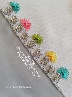 Needle Tatting, Needle Lace, Floral Tie, Instagram, Youtube, Needlepoint, Tatting, Point Lace