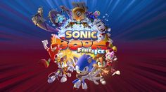 Sonic Boom: Fire and Ice Has a Release Date