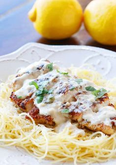 10. Crispy Lemon Chicken Pasta - The 16 Best Chicken Recipes You Need To Follow_10